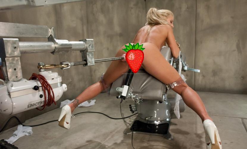 Машина видео скачать факинг трахает робот девушку