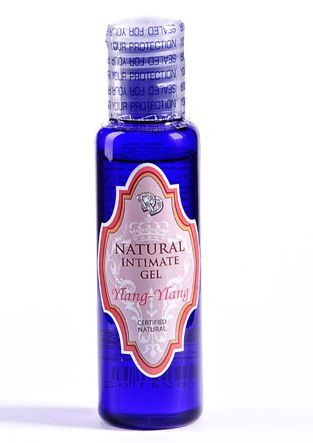 Лубрикант на водной основе Ylang-Ylang Natural Intimate Gel - 50 мл. от Natural touch