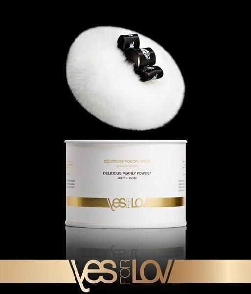 Пудра для тела DELICIOUS PEARLY POWDER от YESforLOV