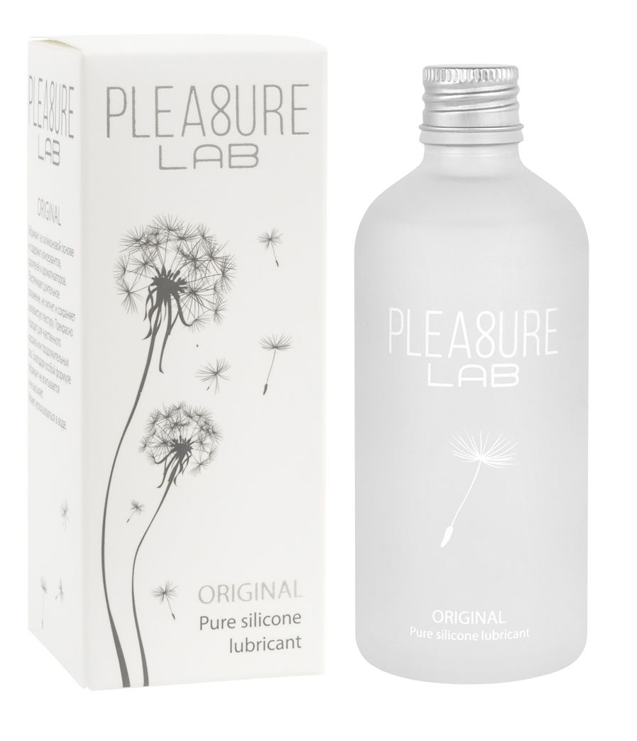 Гипоаллергенный силиконовый лубрикант Pleasure Lab Original - 100 мл. от Pleasure Lab
