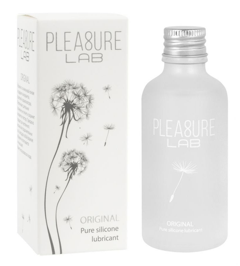 Гипоаллергенный силиконовый лубрикант Pleasure Lab Original - 50 мл. от Pleasure Lab
