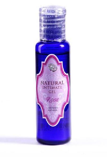 Лубрикант на водной основе Rose Natural Intimate Gel - 50 мл. от Natural touch